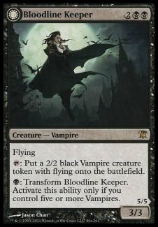 Bloodline Keeper / Lord of Lineage