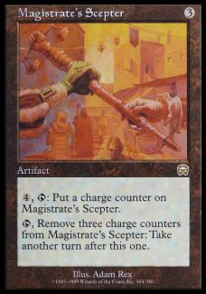 Magistrate's Scepter